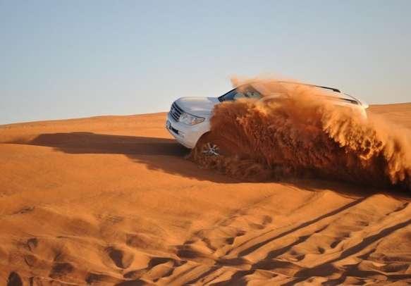 Dare to try adventurous dune bashing