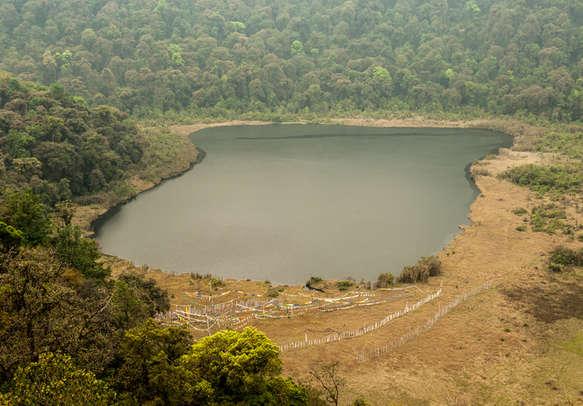 Khechopalri lake