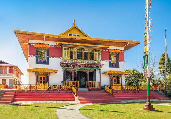 Soak in serenity on visiting Ghoom Monastery