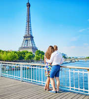Glamour-Loaded Paris Honeymoon Tour Package