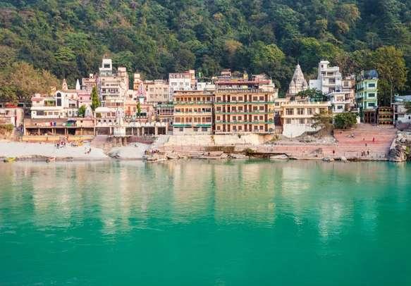 Beautiful Rishikesh view will awestruck you