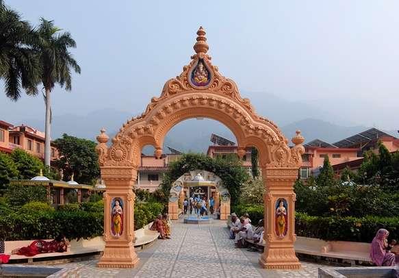 The holy city Rishikesh purifies the heart