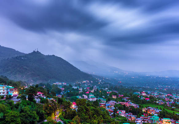 Walk hand in hand with your loved ones to explore the Dharamshala