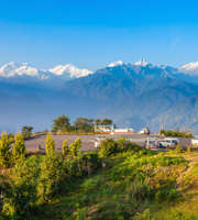 Affectionate Sikkim Honeymoon Package From Delhi