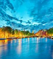Delightful Amsterdam, Paris, And Brussels Tour Package
