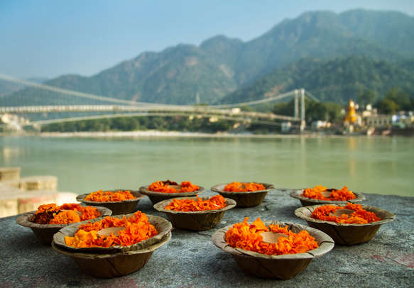 Welcome to the saint's city Rishikesh