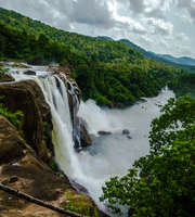 Ecstatic Athirapally Honeymoon Package