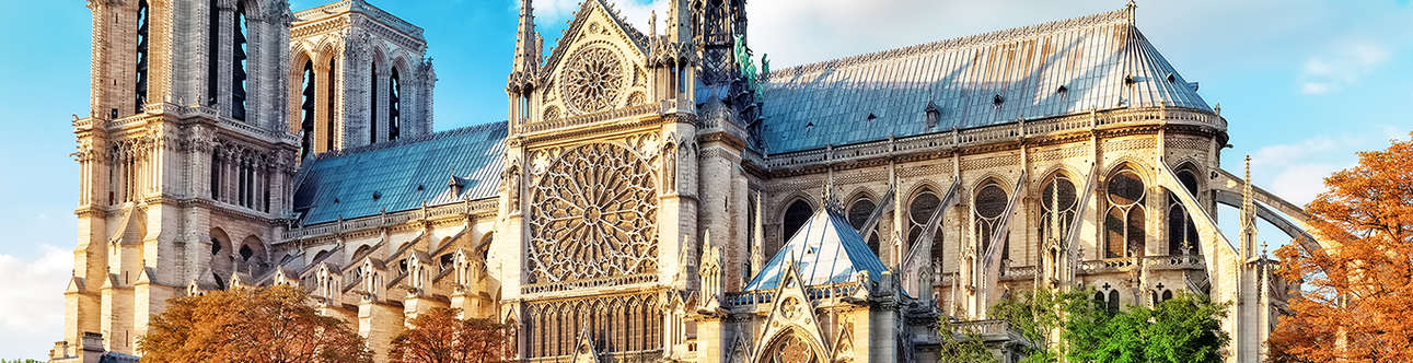Enjoy a day exploring the famed Notre Dame
