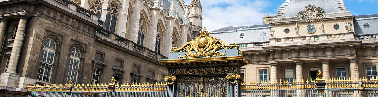 The beauty of the Saint Chapelle will astound you