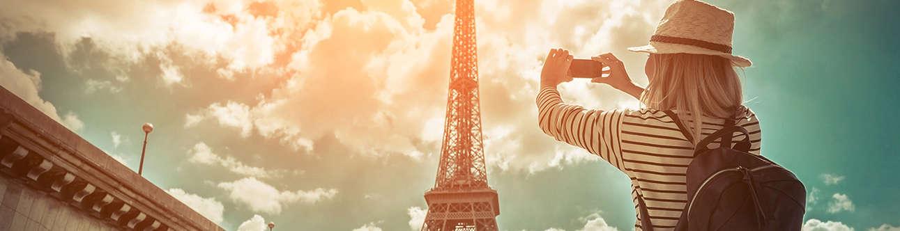 Enjoy a great weekend in Paris