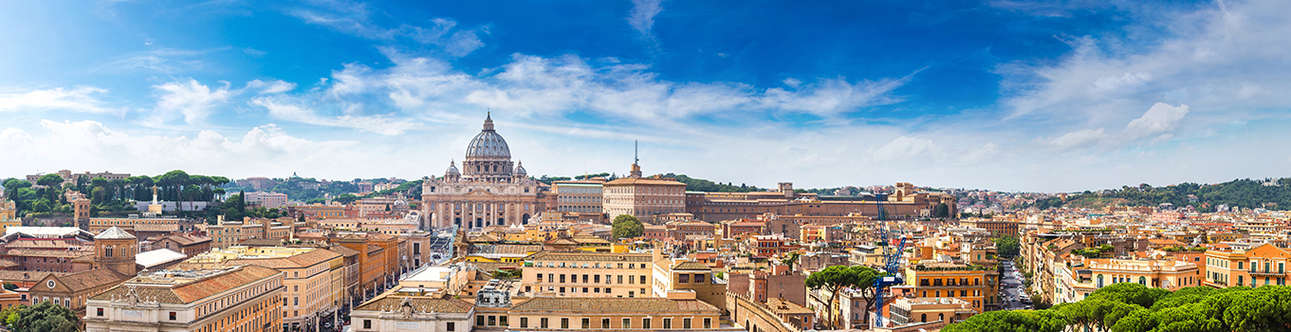 Welcome to Rome: the city of wonders