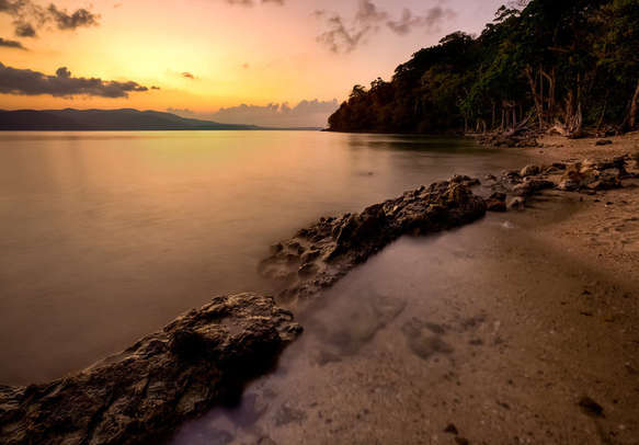 Surreal beaches to explore