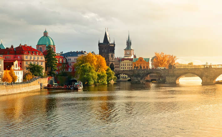 Promising Prague Honeymoon Package From Delhi