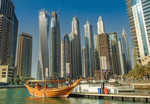Enjoy Dhow cruise with your loved ones