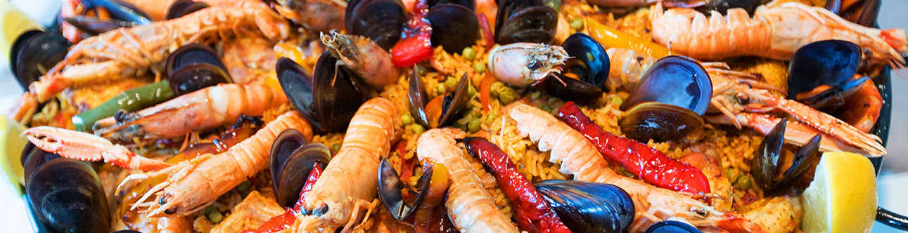 Enjoy the delicious taste of fresh seafood