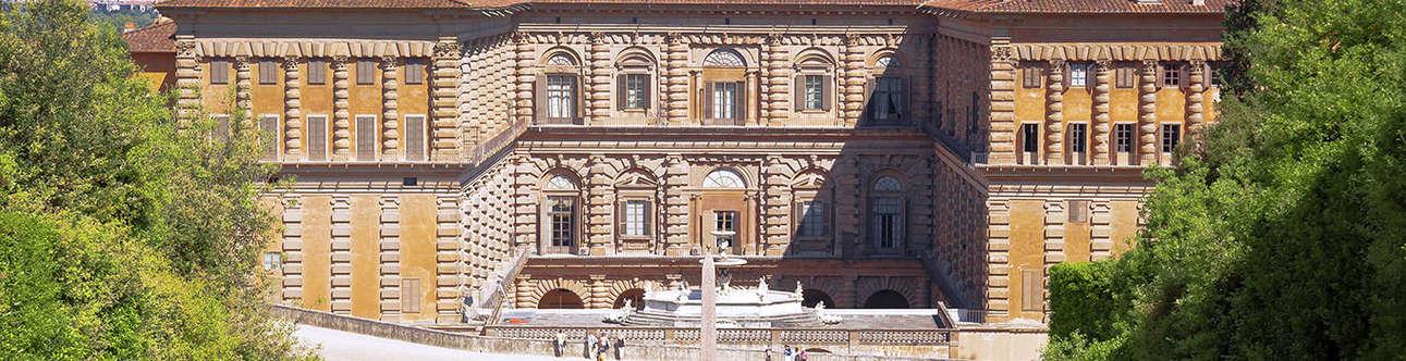 Piti Palace on the Arno River