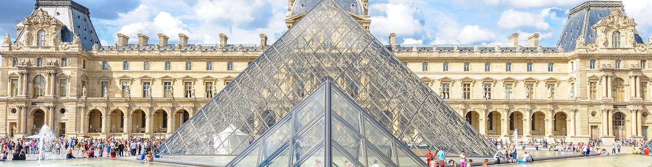 Exploring the Monuments of Paris
