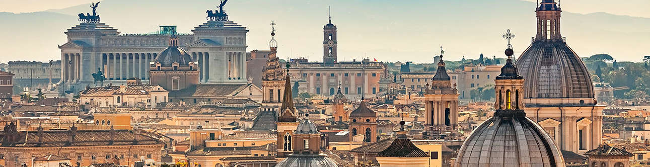 Explore the ancient city of Rome