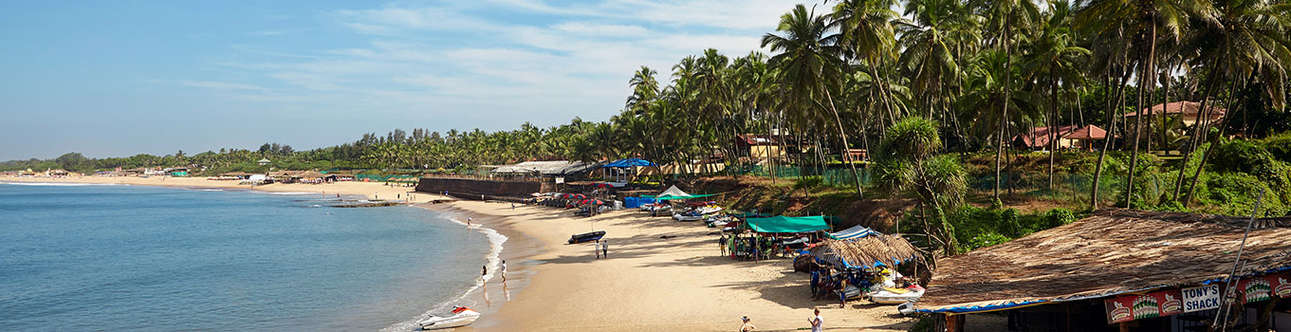 Candolim is a quaint seaside town