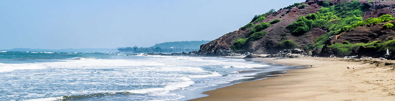 One of the nicest beaches in Goa