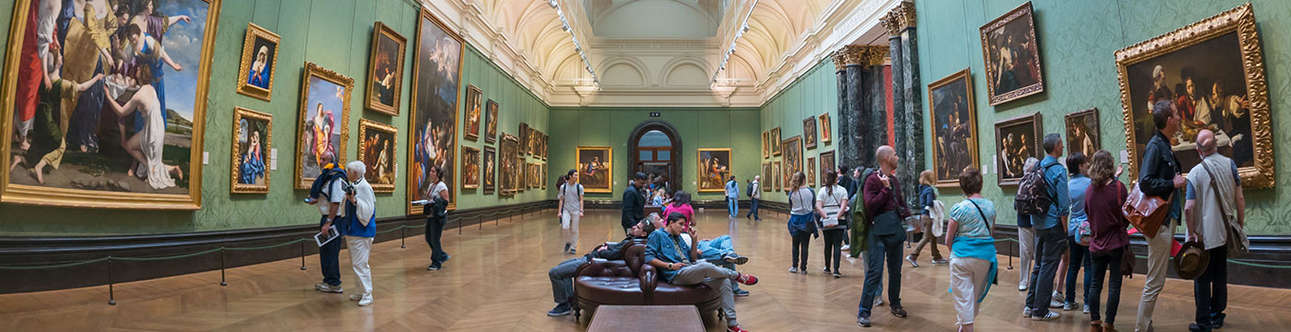 One of the most popular and most visited museums