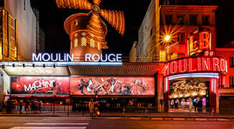 One of the most popular cabaret shows of Paris