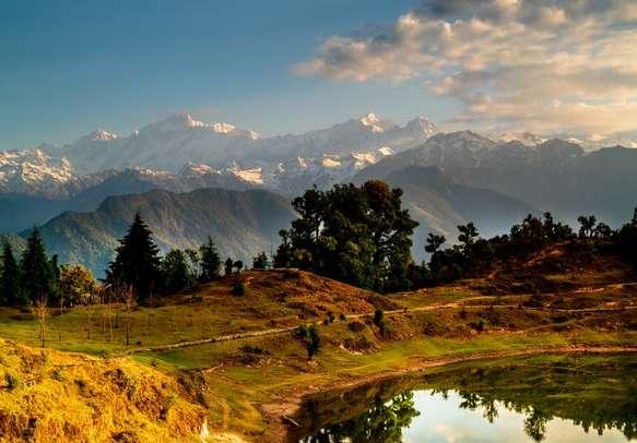 Lovely Uttarakhand vieww