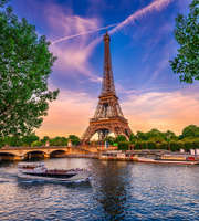 A Family Vacation To Paris