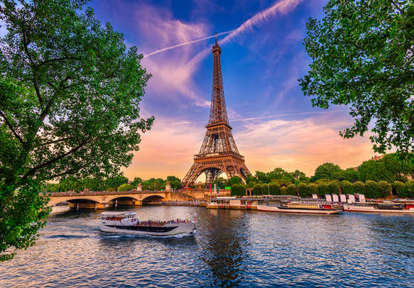 Welcome to the city of love