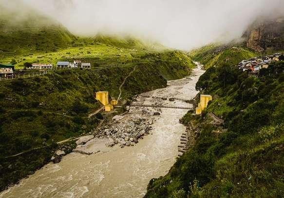Visit Mana Village located near the Tibetan Border