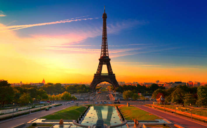 Charming Europe Honeymoon Package From Hyderabad