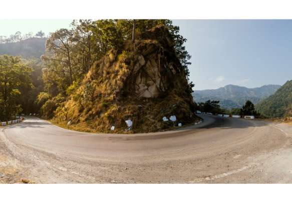 Thrilling hilly road trips