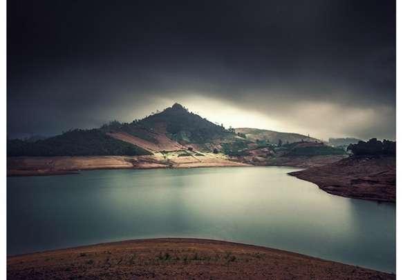 Emerald Lake in Ooty