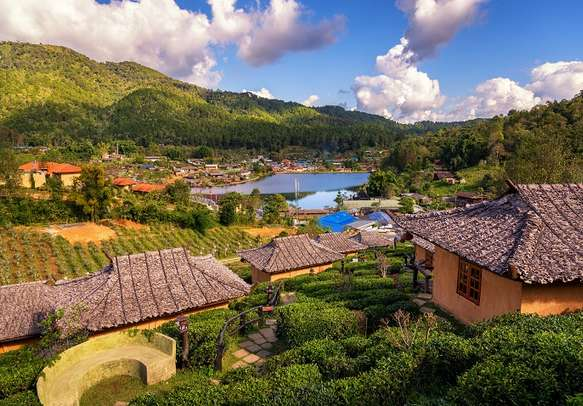 Delight in the lovely Ooty scenery
