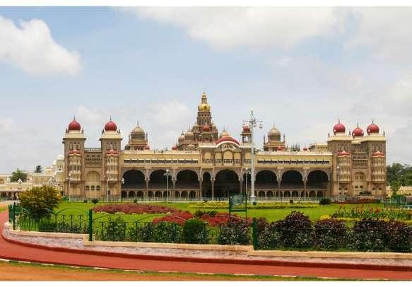 Majestic Palace of Mysore