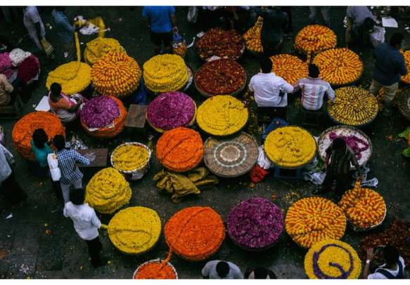 Shop your heart out at the markets in Coorg