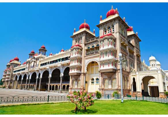 Breathtaking Mysore Palace