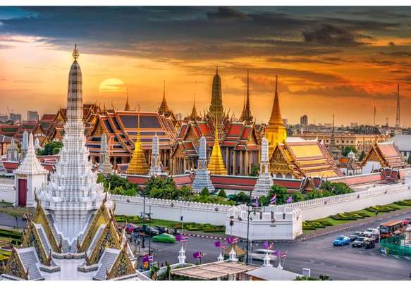 have a wonderful trip to Bangkok with your loved one