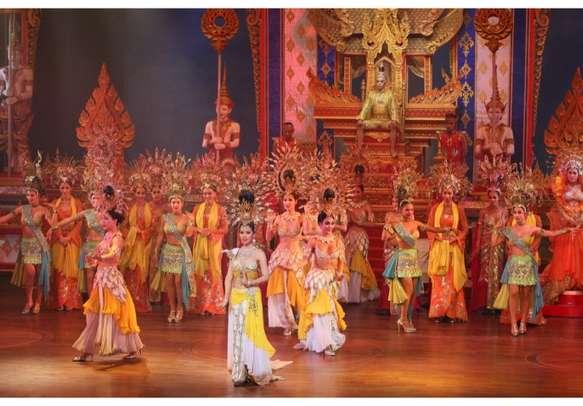 Perceive the adorable Thai culture