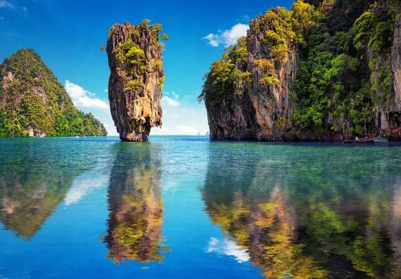 Check out what the hype is all about at the famous Phi Phi Island