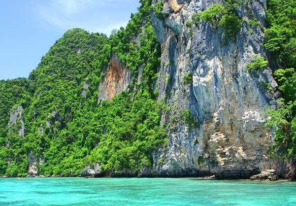 One of the most beautiful places in Thailand