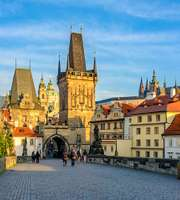 5 Days Tour Package To Prague Budapest With Airfare