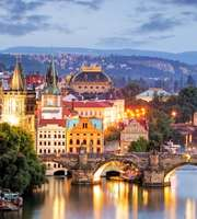 Exotic Prague Honeymoon Package