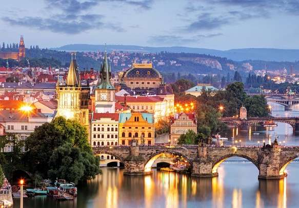 Welcome to Prague