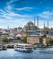Enchanting Istanbul Honeymoon Package