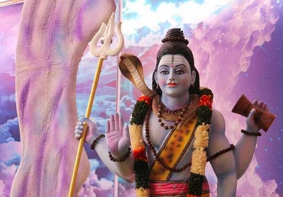 Venkateswara temple in Tirupati