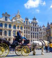 Thrilling Belgium Tour Package From India