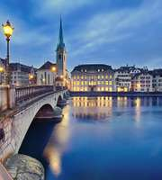 Riveting Zurich Tour Package