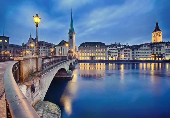 Relish the charm of the iconic Zurich