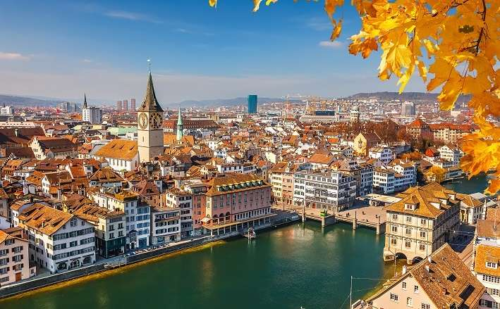 Switzerland  A Perfect Holiday Destination